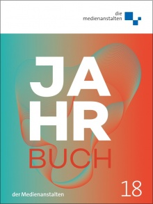 Cover: Jahrbuch 2018