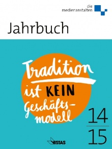 Cover: Jahrbuch 2014/2015