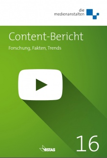 Cover: Content-Bericht 2016