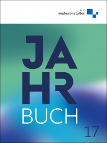 Cover: Jahrbuch 2017