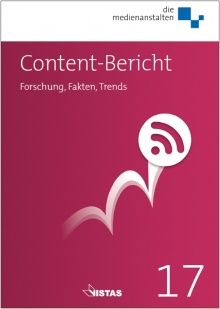 Cover: Content-Bericht 2017